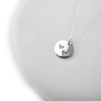 Sweetheart o2 necklace