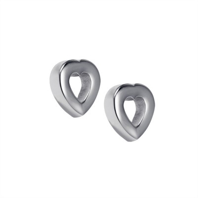 Petit Li earrings silver