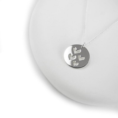 Sweetheart o4 necklace